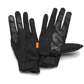 100% Cognito Gloves black/charcoal
